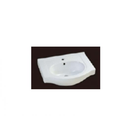 Basin, Vanity Top, D-600-A, A Series
