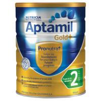 Aptamil गोल्ड + 2 फॉलो-ऑन फॉर्मूला 6-12 महीने 900g