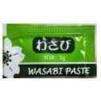 पाउच में Wasabi पेस्ट कम मसालेदार (प्रति बॉक्स मूल्य)