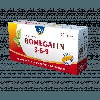 ओमेगा 3-6-9 बोमेगालिन 60 कैप्सूल यूरोप, पोलैंड से उच्च गुणवत्ता