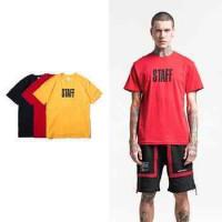 LT108 2018 पुरुषों की टी-शर्ट यूरोप और संयुक्त राज्य अमेरिका के नए पुरुष बिबो अंग्रेजी प्रिंटिंग टी-शर्ट हाई-स्ट्रीट शॉर्ट-बाजू की टी-शर्ट